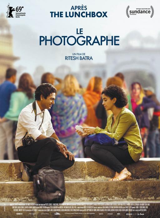 """Affiche du film """"Le Photographe"""" actuellement en salle au cinéma Urania"""